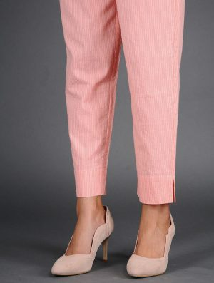 Glitter Shimmer - Woven - Pink- Pant